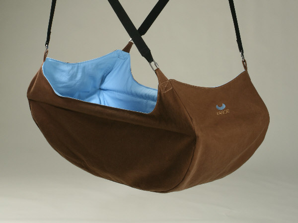Medium image of kanoe baby hammock