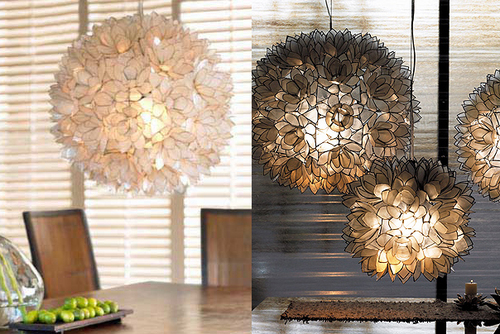 Lotus flower chandelier aloadofball Images