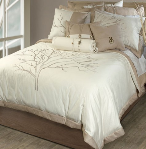 Take Nature to Bed: Elm Bedding by Lawrence  Your guide to stylish, eco-friendly decor! :  pillow case bedding eco friendly eco friendly design