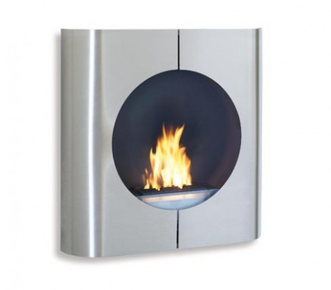 Feel the Clean Burn: Chimo Wall Fireplace — Your guide to stylish, eco-friendly decor! :  chic green home decor fireplace non toxic