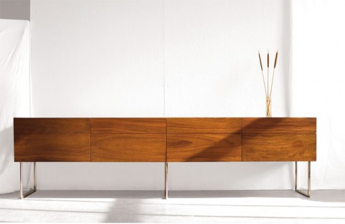 Green Your Decor: SIMPLY STUNNING: LOLA CONSOLE BY DATUMZERO