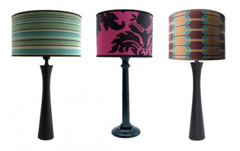 Recycled Cardboard Lampshades by Use UK
