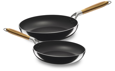 Bialetti Green Planet Non-Stick Saute Pans