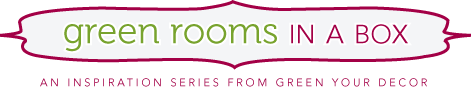 Green Rooms in a Box — Series Logo