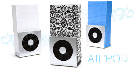 Win an AirPod air purifier!