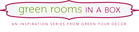 Green Rooms in a Box Series logo