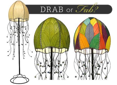 or Fab? Jellyfish Floor Lamp