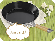 Starfrit Eco-Chef Frying Pan Review & Giveaway