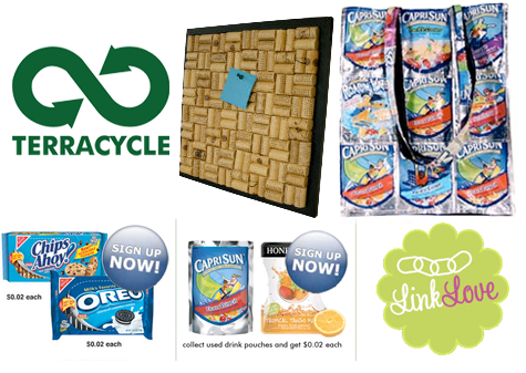 Link Love: Terracycle