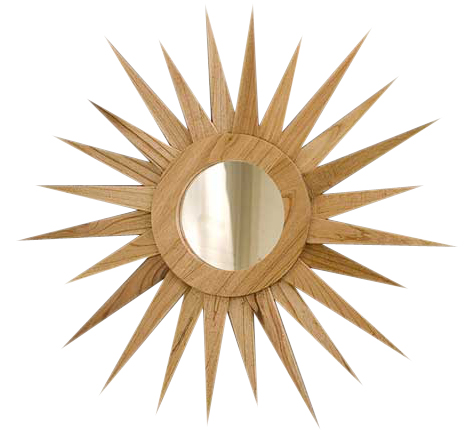 Sunburst Mirror from Viva Terra
