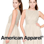 20% off at American Apparel