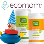 Up to $20 off at EcoMom