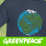 25% off at Greenpeace!