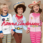 Up to 40% off organic pajamas at Hanna Andersson