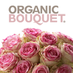 15% off at Organic Bouquet!