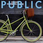 Up to 25% off PUBLIC Bikes