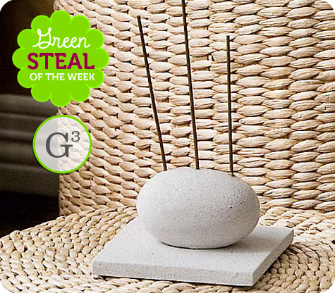 Zen Incense Holder from Gaiam