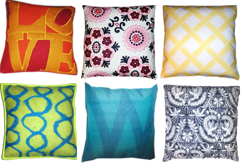 Review: Organic & Natural Accent Pillows by Fabricabra (+Giveaway!) Thumbnail