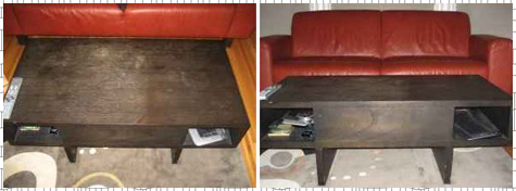 West Elm Coffee Table - Used