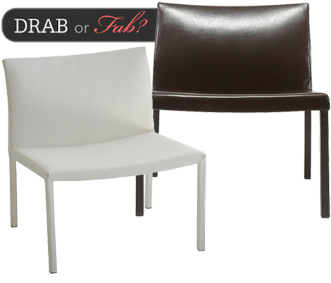 Drab or Fab: Bennett Leather Lounge Chairs (Are They Green?) Thumbnail