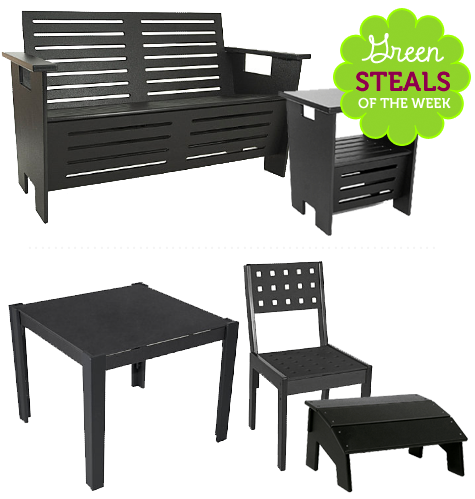 - Green Steal Of The Week: Loll Outdoor Furniture At Room & Board