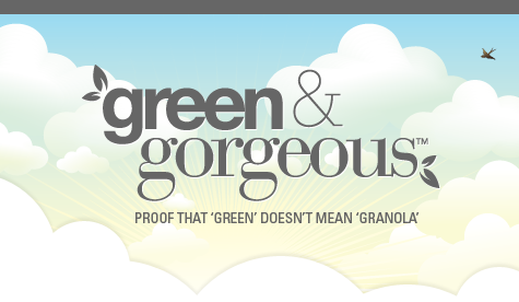 Green & Gorgeous Site Launches Monday & You're Invited! Thumbnail