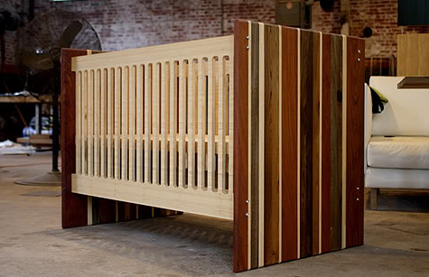 Light, Dark and In Between: Oops Crib by Structured Green Thumbnail