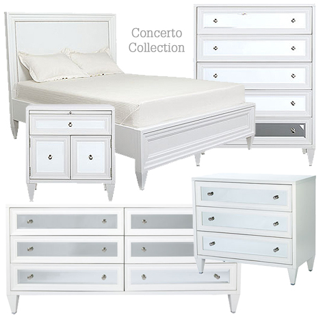 Beautiful, but Not Very Green: Concerto Mirrored Bedroom Suite Thumbnail