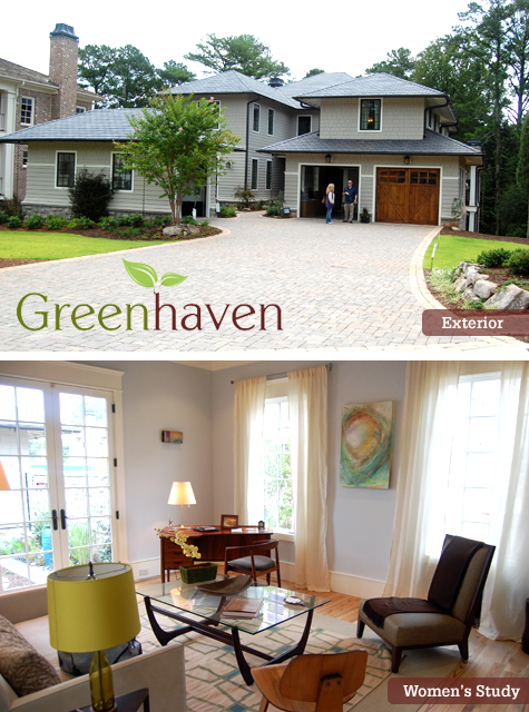 Green Home Tour: Greenhaven Show House in Marietta, GA Thumbnail