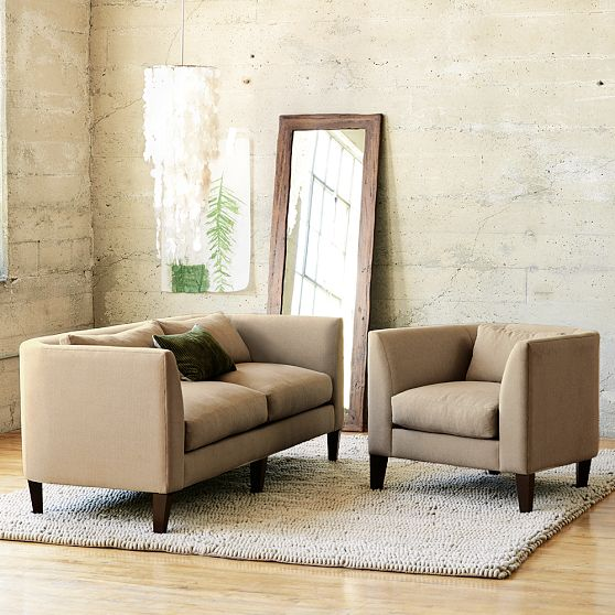 Just Add a Good Book: Linden Armchair from West Elm Thumbnail