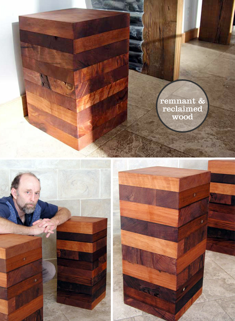 Table Scraps: Reclaimed Wood Furniture by ecotables Thumbnail
