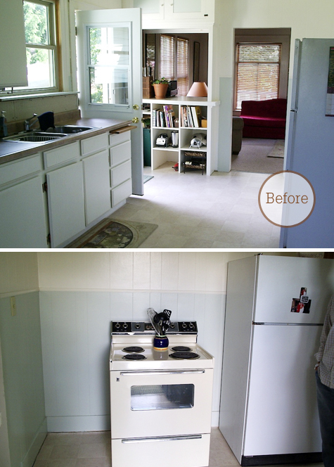 Room Remix: Kitchen Gets a Spotless Green Makeover Thumbnail