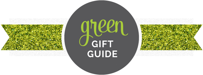 Check out this Year's Green Gift Guide! Thumbnail