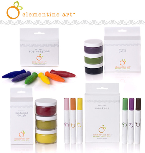 Green Gift Giveaway: Clementine Art Gift Set Thumbnail