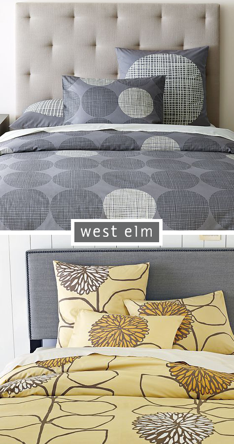 They've Done It Again: New Organic West Elm Bedding & Bath Linens Thumbnail