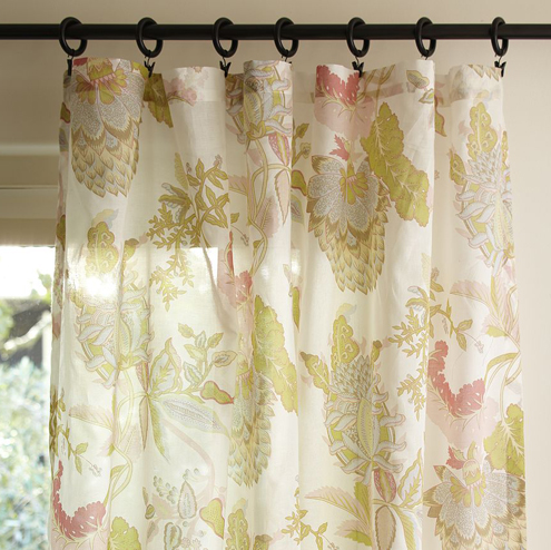 Winsome Windows: Bethany Organic Voile Sheer Drapes Thumbnail