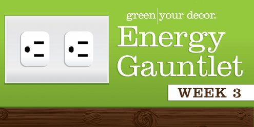 Green Your Decor Energy Gauntlet, Week 3 (+Giveaway!) Thumbnail