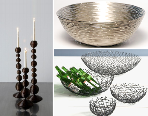 All in the Details: Recycled Candle Holders & Bowls Thumbnail