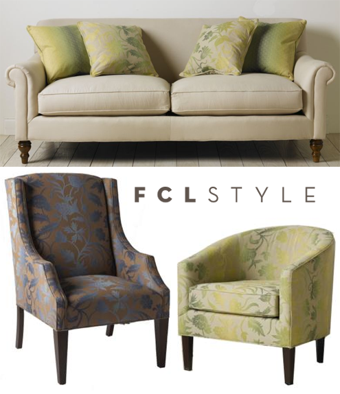 Sofa french country style 76 best french sofas and settees images on pinterest sofa thesofa - French country sectional sofas ...