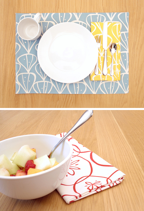 Need an Excuse to Ditch Paper Towels? Check Out Paper Cloud's Napkins & Placemats Thumbnail