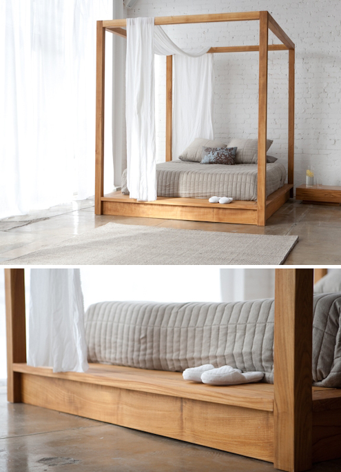 My Dream Bed…Again? MASH Studios PCH Canopy Bed Thumbnail