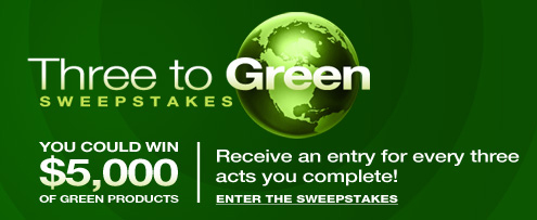 Win $5000 to Spend at BuyGreen.com Thumbnail