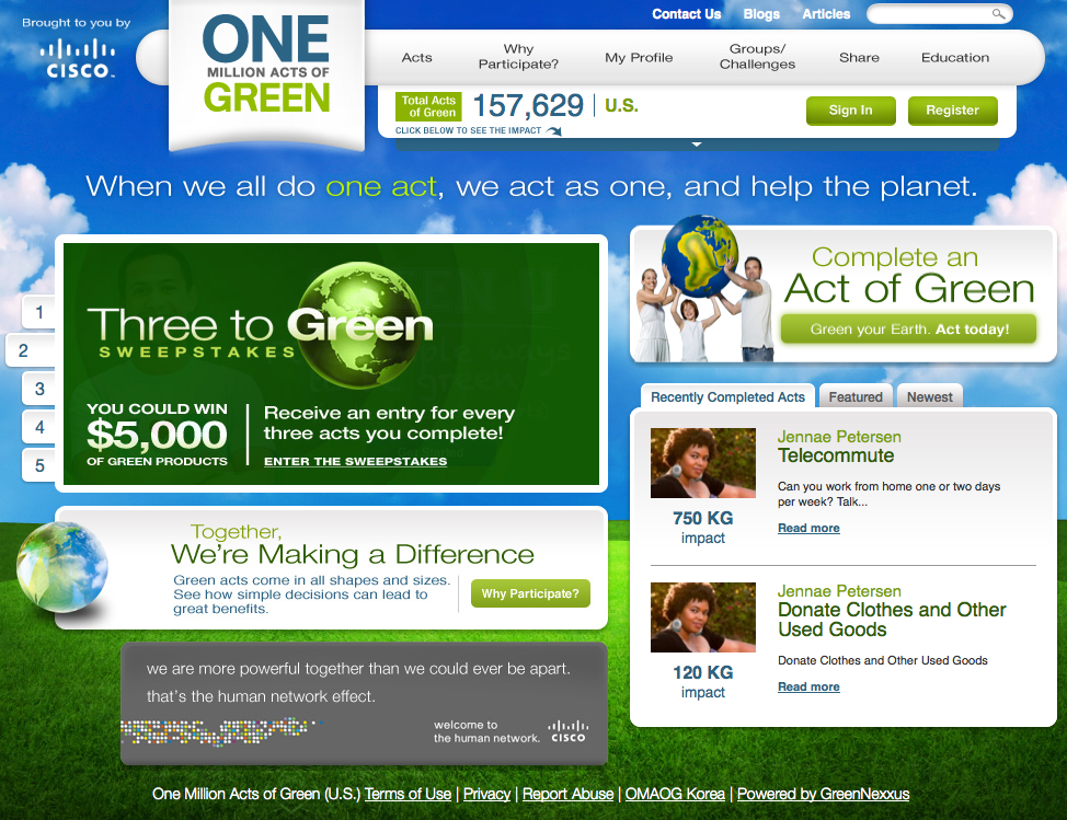 Intro: One Million Acts of Green Thumbnail