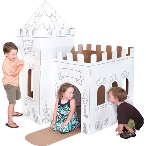 Cardboard Heroes Castles - Steve Jackson Games