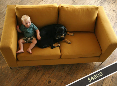 More Affordable EcoFriendly Sofas Chairs
