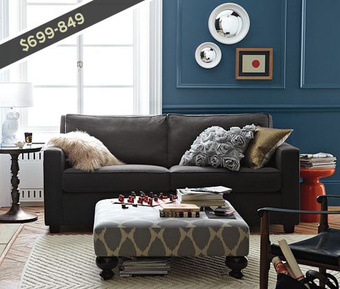 West Elm S Henry Sofa