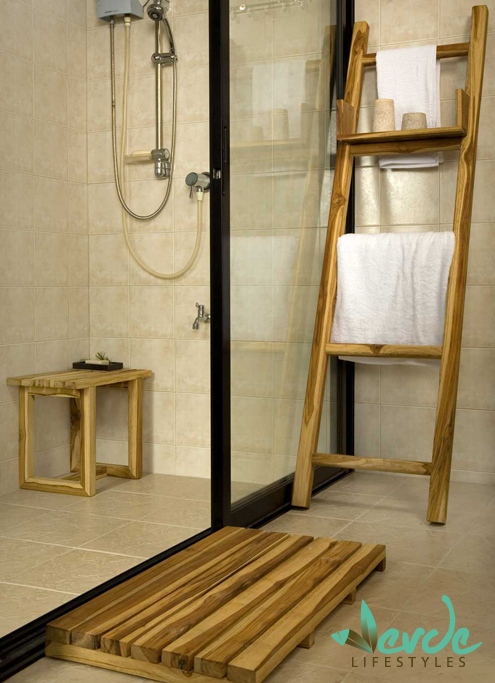 Spice up Your Bathroom: Spa-Quality Teak Products from Verde Lifestyles Thumbnail