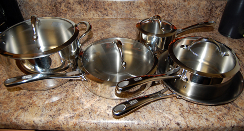 Product Review: Better Homes and Gardens Stainless Steel Pot Set Thumbnail