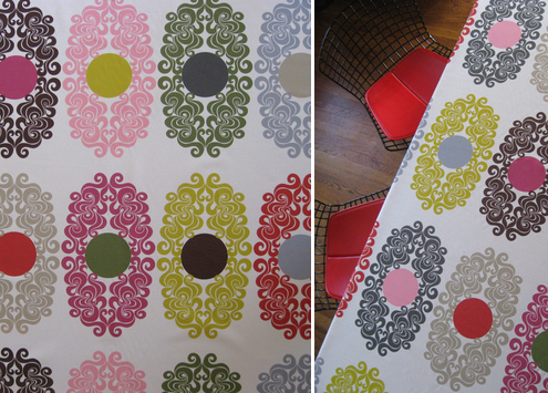 Inspiration to Create: Mod Green Pod's Anticipate Fabric Thumbnail