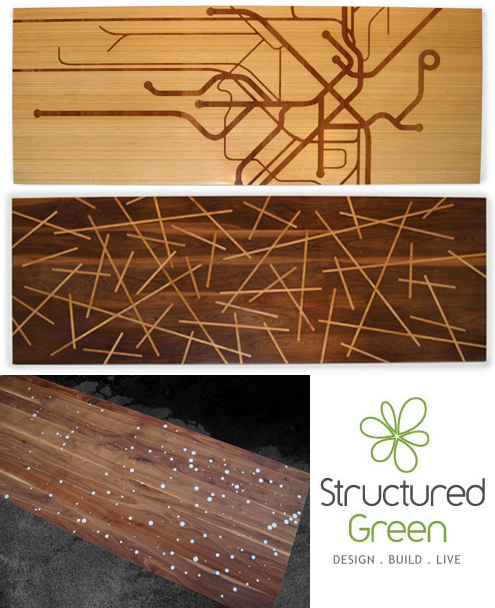 These Tables from Structured Green Make Me Swoon Thumbnail